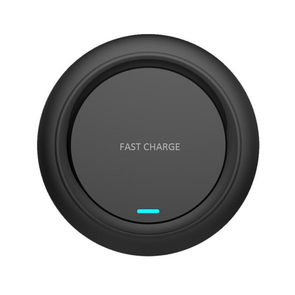 Qi Wireless Charger for Samsung Galaxy Note 8 S8 S7 10W USB Quick Wireless Charging Pad for iPhone Samsung Huawei Xiaomi