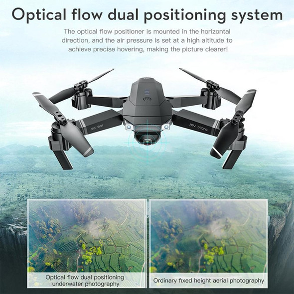 SG901 Foldable Mini Drone HD 4K 1080P WiFi FPV Camera Drones Height Hold Mode RC Foldable Quadcopter Dron Boy Toy Gift