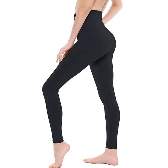 VISNXGI Outdoor Workout Polyester Breathable Leggings Elasticity High Waist Fitness Plus Size Legging Casual Stretchy Trousers