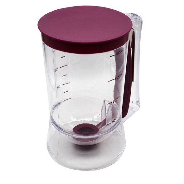 Batter separators safety Manual operated Dispense batter comfortably essential kitchen cooking tools