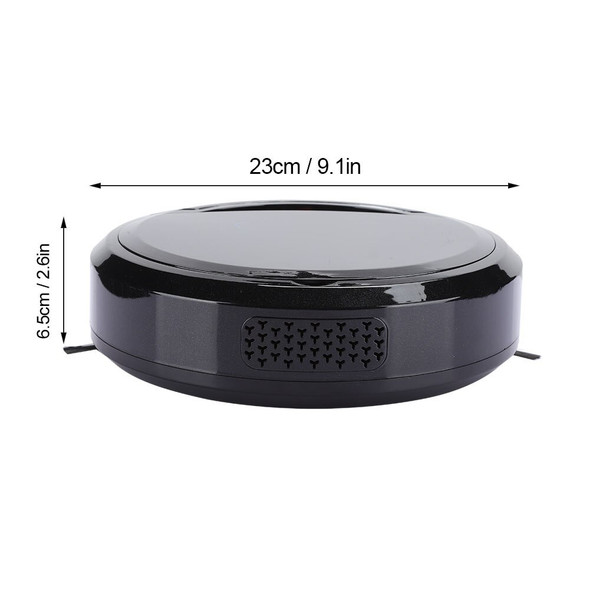 Smart Vacuum Cleaner Sweeper Robot Sweeping Floor Cleaning Machine Vacuum Cleaners USB Charging DC5V Dropshipping New