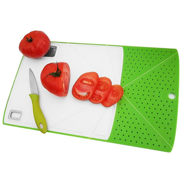 Veggies Fruit Multifunction Cutting Board  Chopping Board Multifunctional Foldable Chopping Board Cutting Boards for The Kitchen
