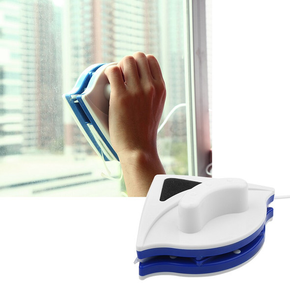 Household Window Glass Cleaner Wiper Double Sided Magnetic Washing Window Surface Glass Wiper Surface Brush Home Cleaning Tools