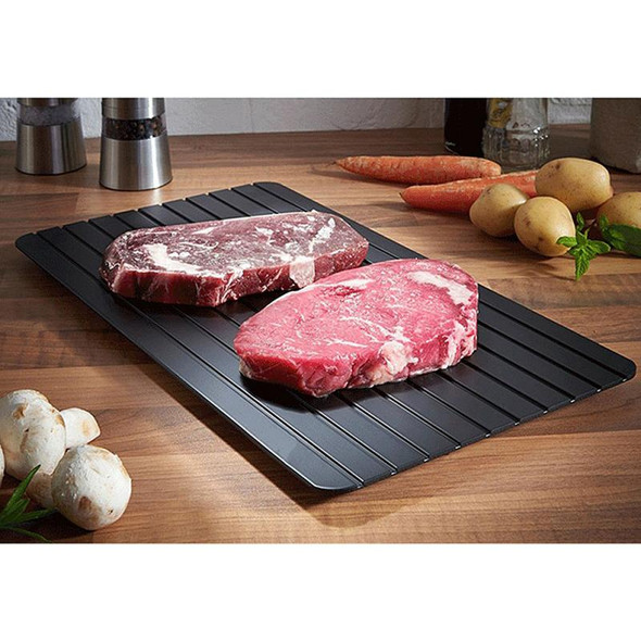 Kitchen Aluminum Plate Defrosting Kitchen Utensils Quickly Thaw Defrosting Tray Rapid Thaw Kitchen Tools