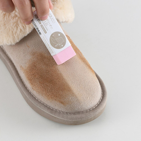 Shoes Cleaning Eraser Suede Sheepskin Matte Leather And Leather Fabric Care Shoes Care Cleaning Whitening Leather Cleaner