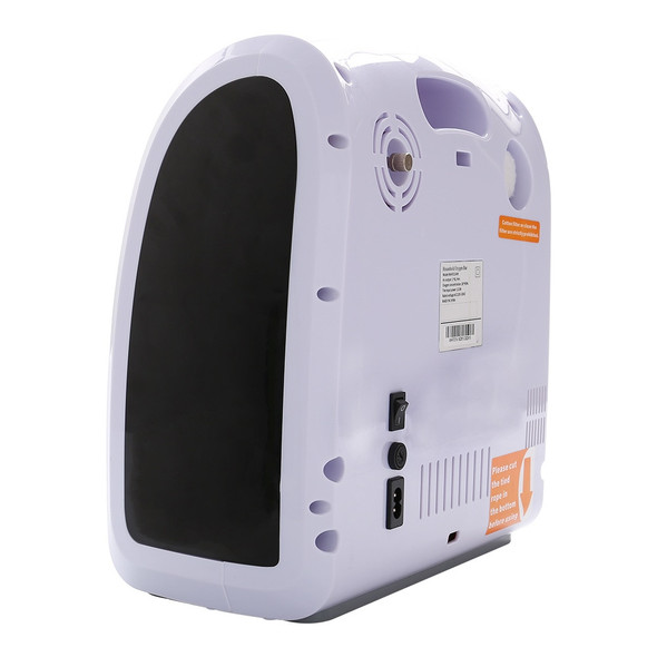 1-6L/min Air Purifier for Home and Travel Use Oxygen Concentrator New Portable Oxygen Machine