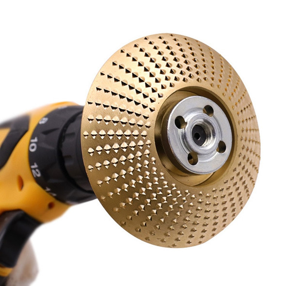 Wholesale 84mm Steel Grinding Wheel Wood Sanding Carving Disc Angle Grinder Wheel For Rapid Removal Shaping Dropshipping