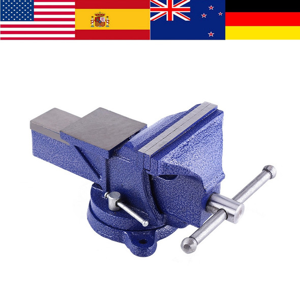 1 pcs Metalworking Engineer Vise Machinist Industrial Table Vice Clamping Machine Holder Tool Workshop Clamp Jaw Work Bench Vice