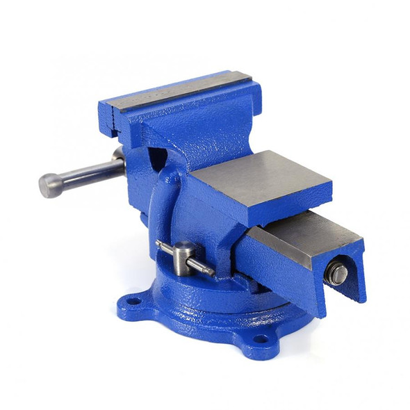 4 Inch 360 Degree Bench Vice Workshop Clamp Engineers 100mm Jaw Workshop Heavy Duty Machine Tools
