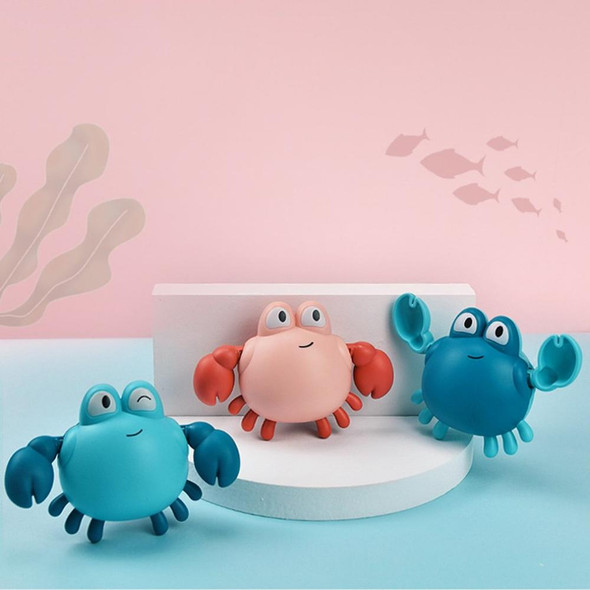 1 Pcs Children Playing In The Water Small Crab Toy Clockwork Winding Baby Bathroom Bath Swimming Bath Toy for Children