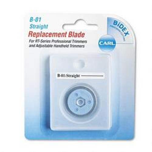 Replacement paper trimmer - straight blades - CARL blades