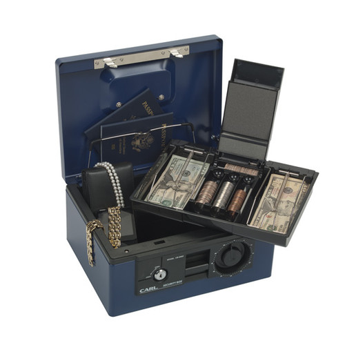 Dual Lock safe box - personal security boxes