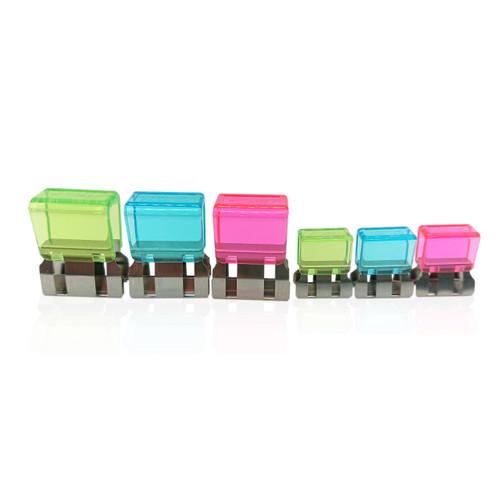 mori clip slide clip mc52 and mc53 color variation