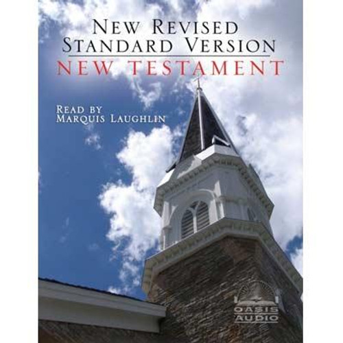NRSV Bible download Audio New Testament for MP3 and iPod devices