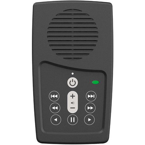 Front view - Audio Bible NIV Bible reader - Bible read aloud - Easy to Use