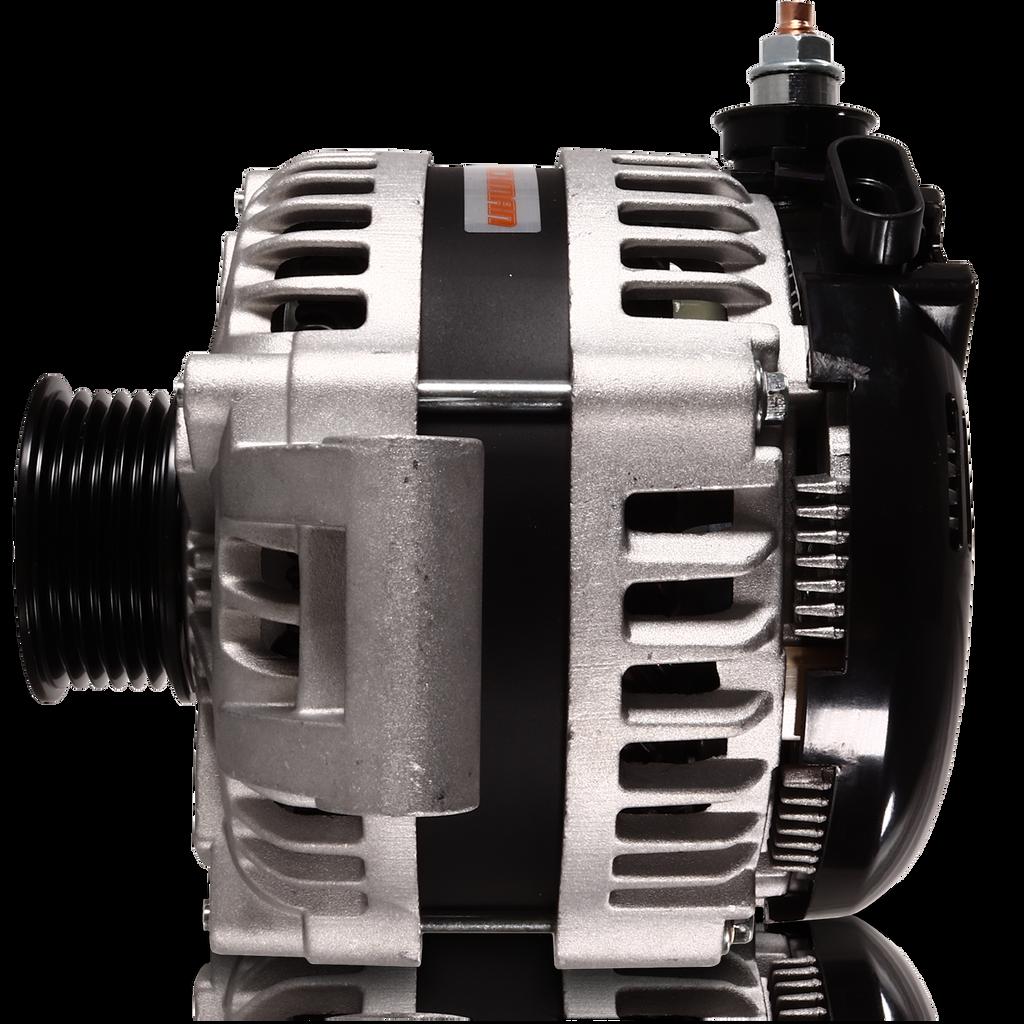 240 amp High Output Alternator select  Ranger, F150, Bronco 3.0, 4.0 and 5.0 engines