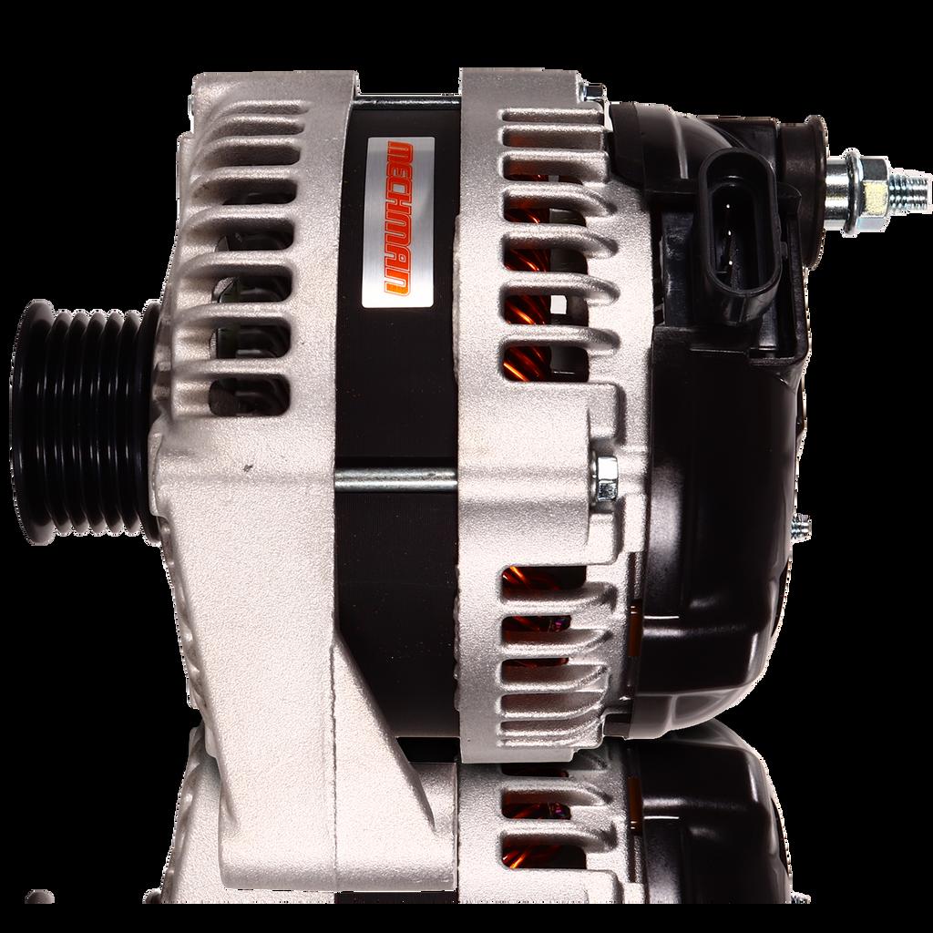 240 amp alternator for early GM front wheel drive V6 car