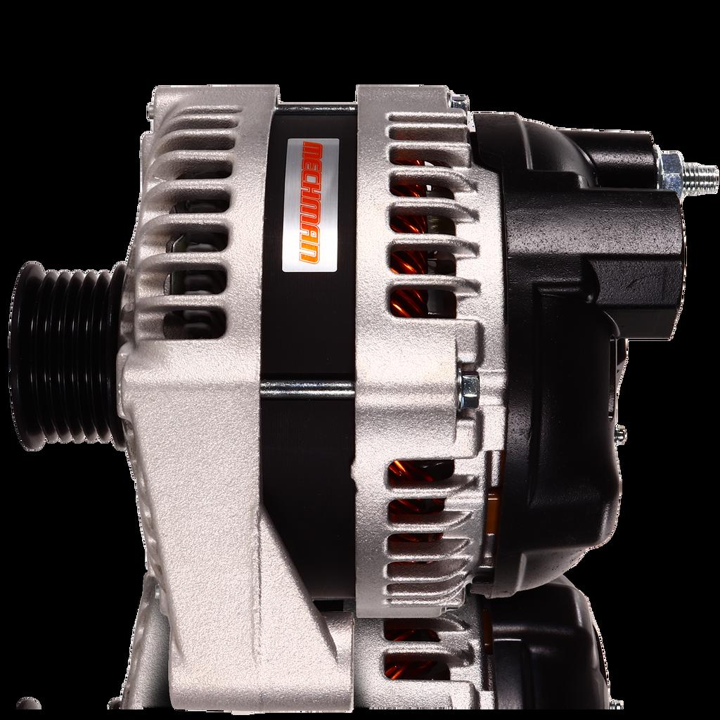 240 amp alternator for GM late front wheel drive V6