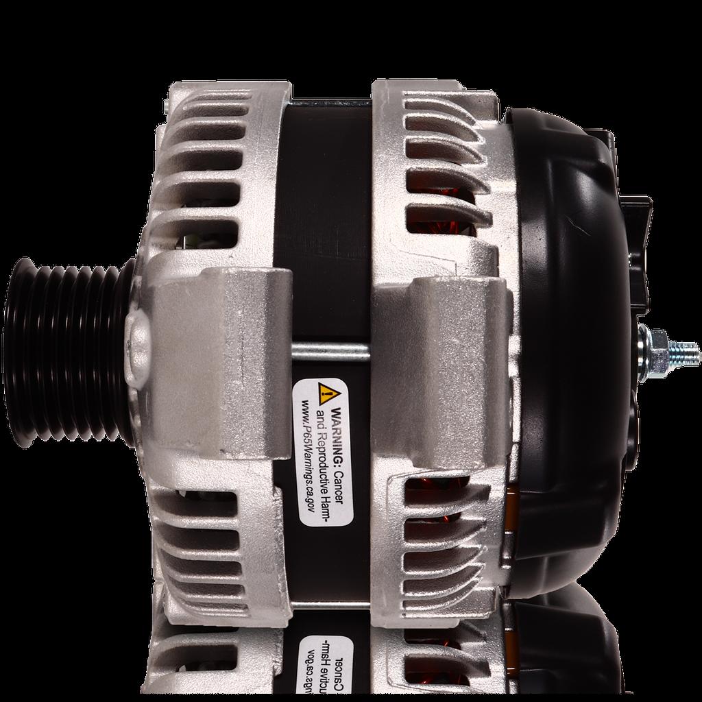 240 amp alternator for Honda 2.4L T mount - Late
