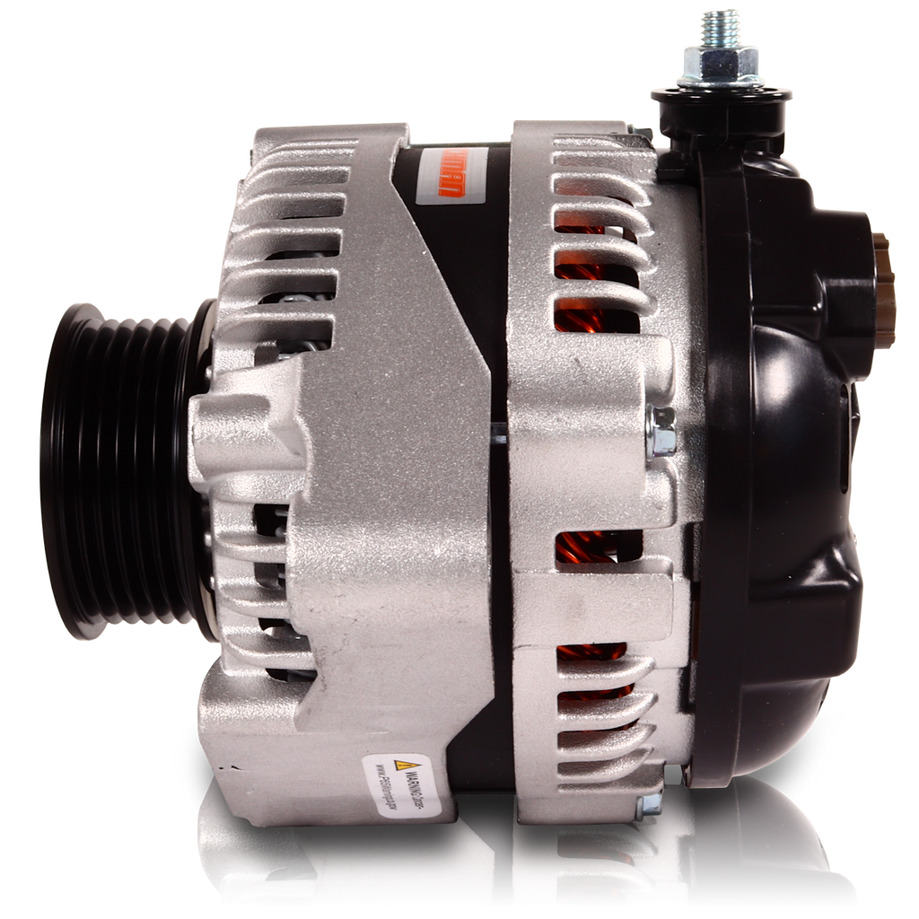 240 amp high output alternator for Toyota Supra 2JZ 1JZ