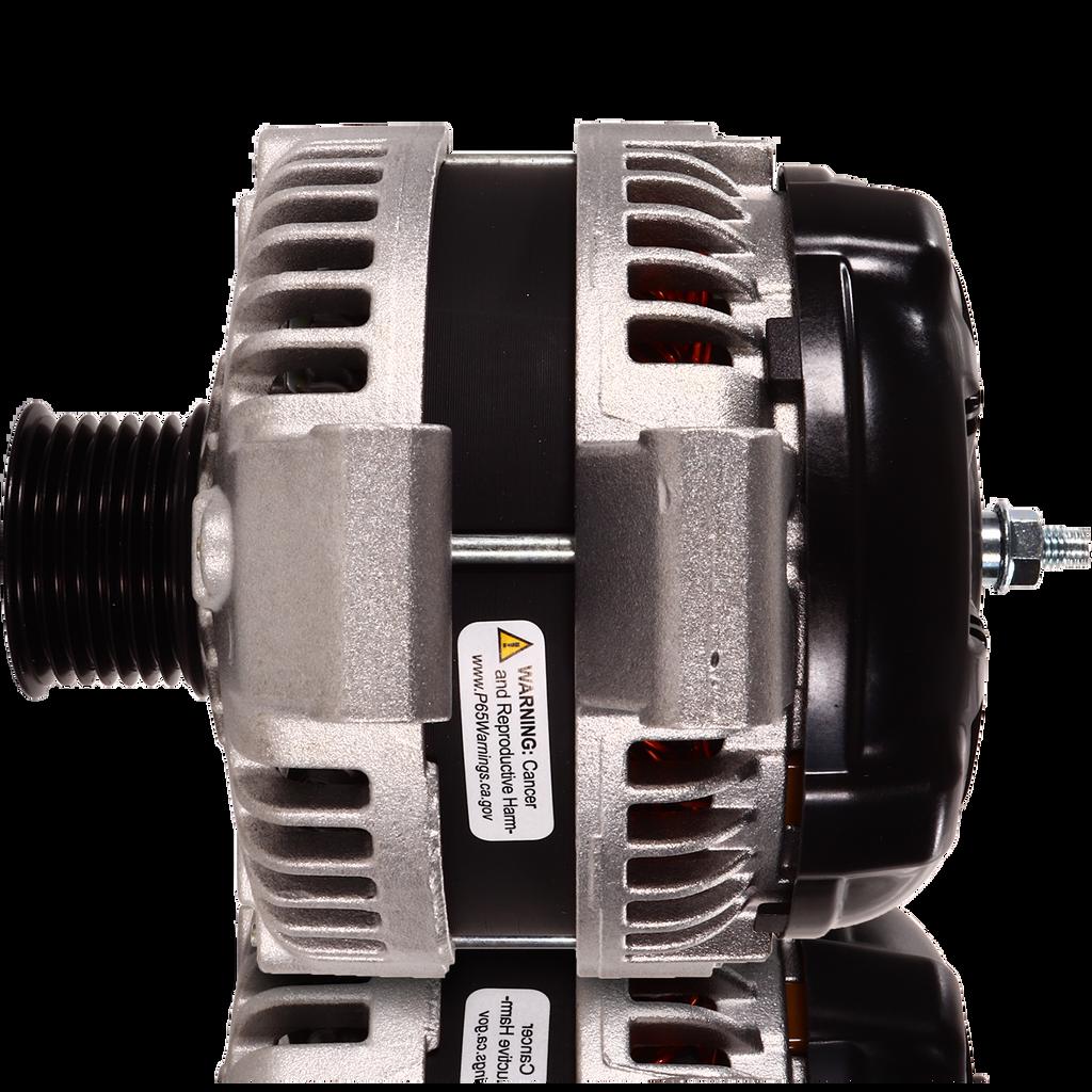 170 amp racing alternator for T mount Honda