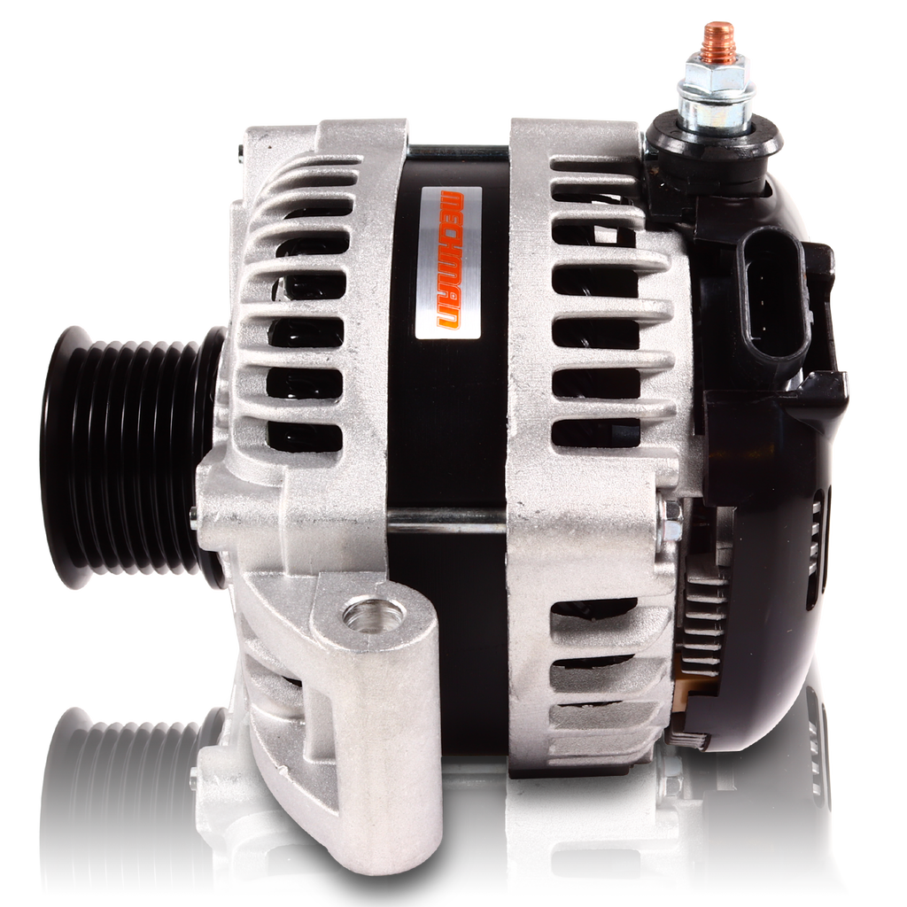 320 amp high output alternator F250 F350 Excursion 6.0L 7.3L Powerstroke Diesel