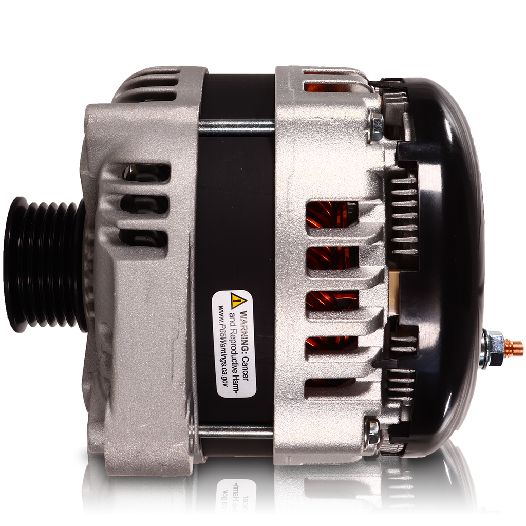 320 amp high output alternator Buick Enclave GMC Acadia Lacrosse Cadillac SRX 3.6L