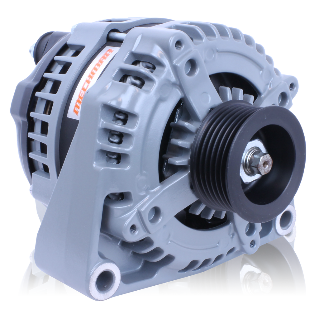 Mechman Alternators Made In The Usa High Output 1996 Toyota Camry Alternator Wiring 170 Amp Marine For Late Model Gm Ls Engines