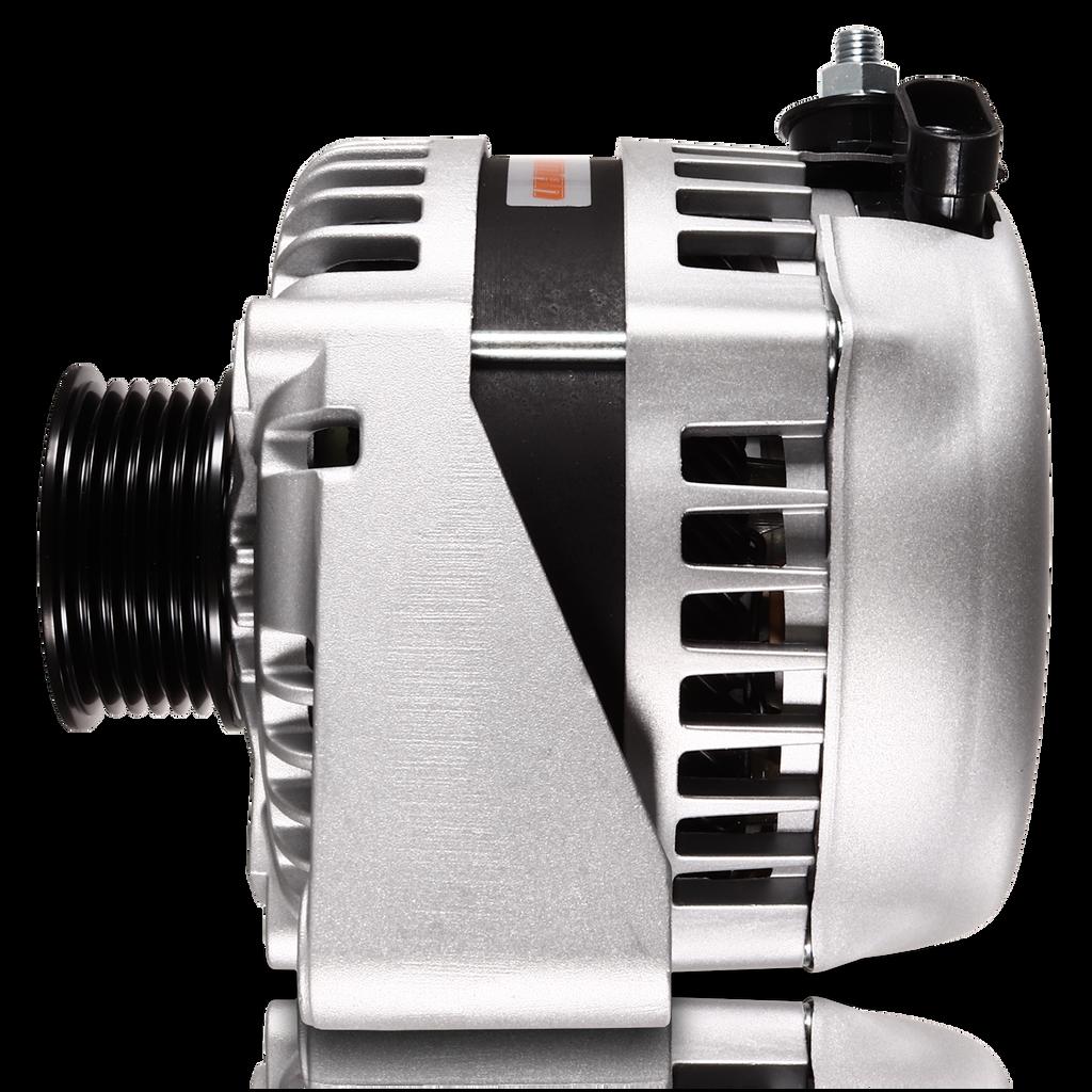 170 amp high output racing alternator for GM truck LS brackets