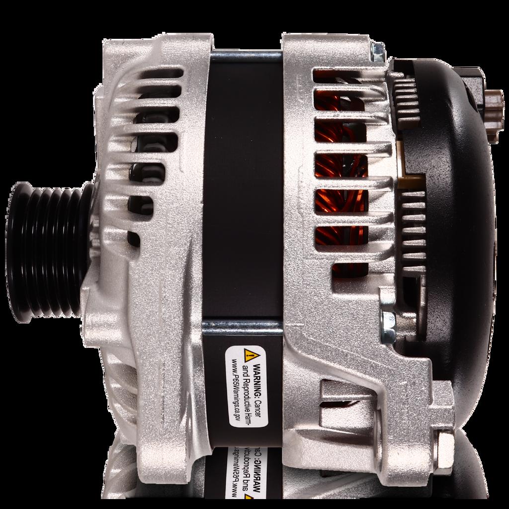 320 amp Elite series alternator for Ford Late model V6