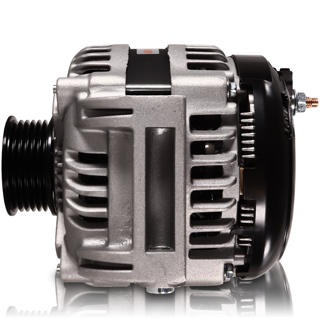 240 Amp E Series Alternator for select Dodge V8 with single wire turn on