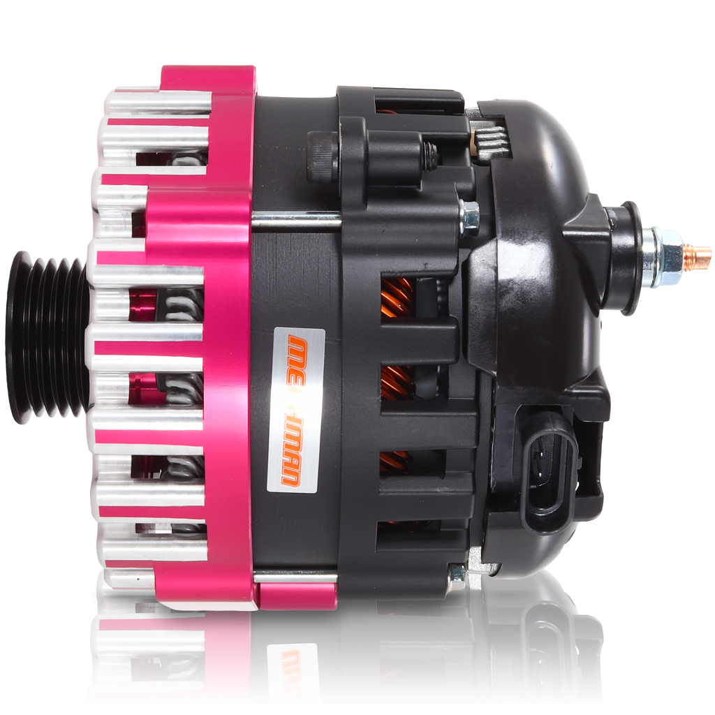 E Series 400 Amp Pink Billet GM Truck **Limited Edition**