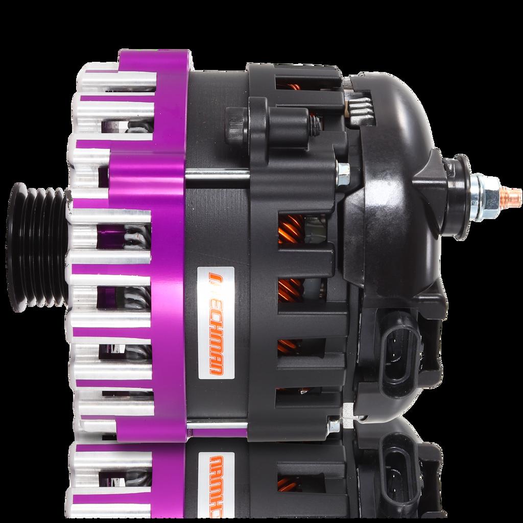 E Series 400 Amp Purple Billet GM Truck **Limited Edition**