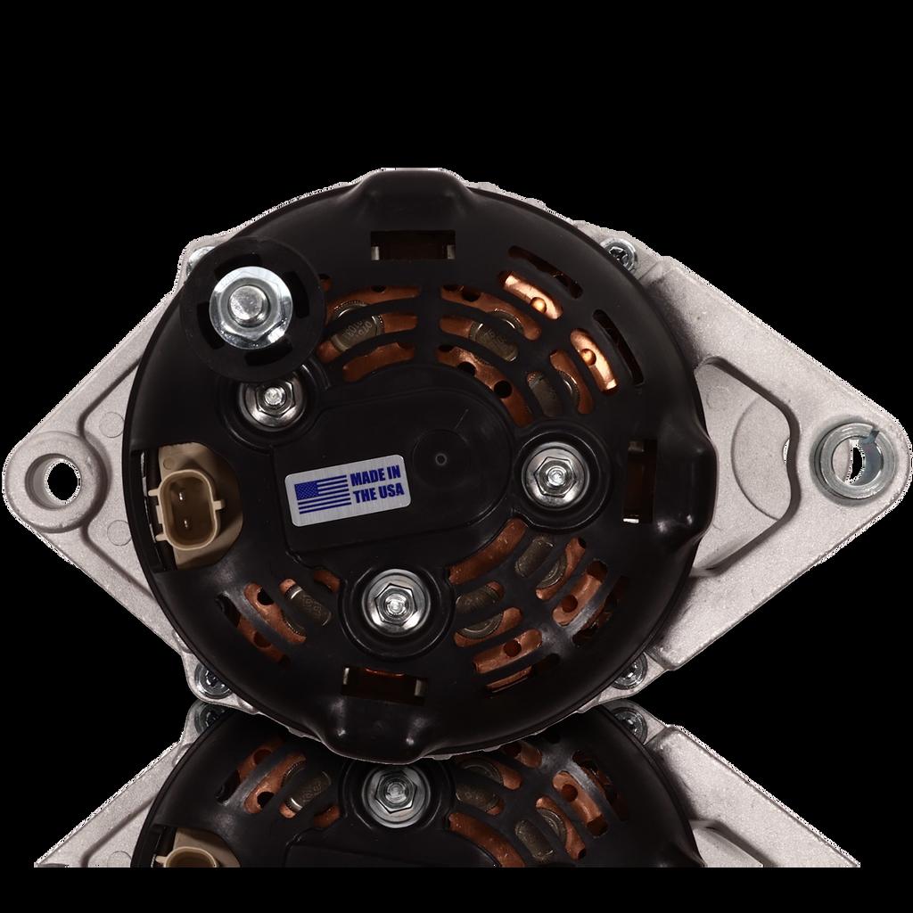 S Series 320 Amp Alternator for Dodge Saddle Mount