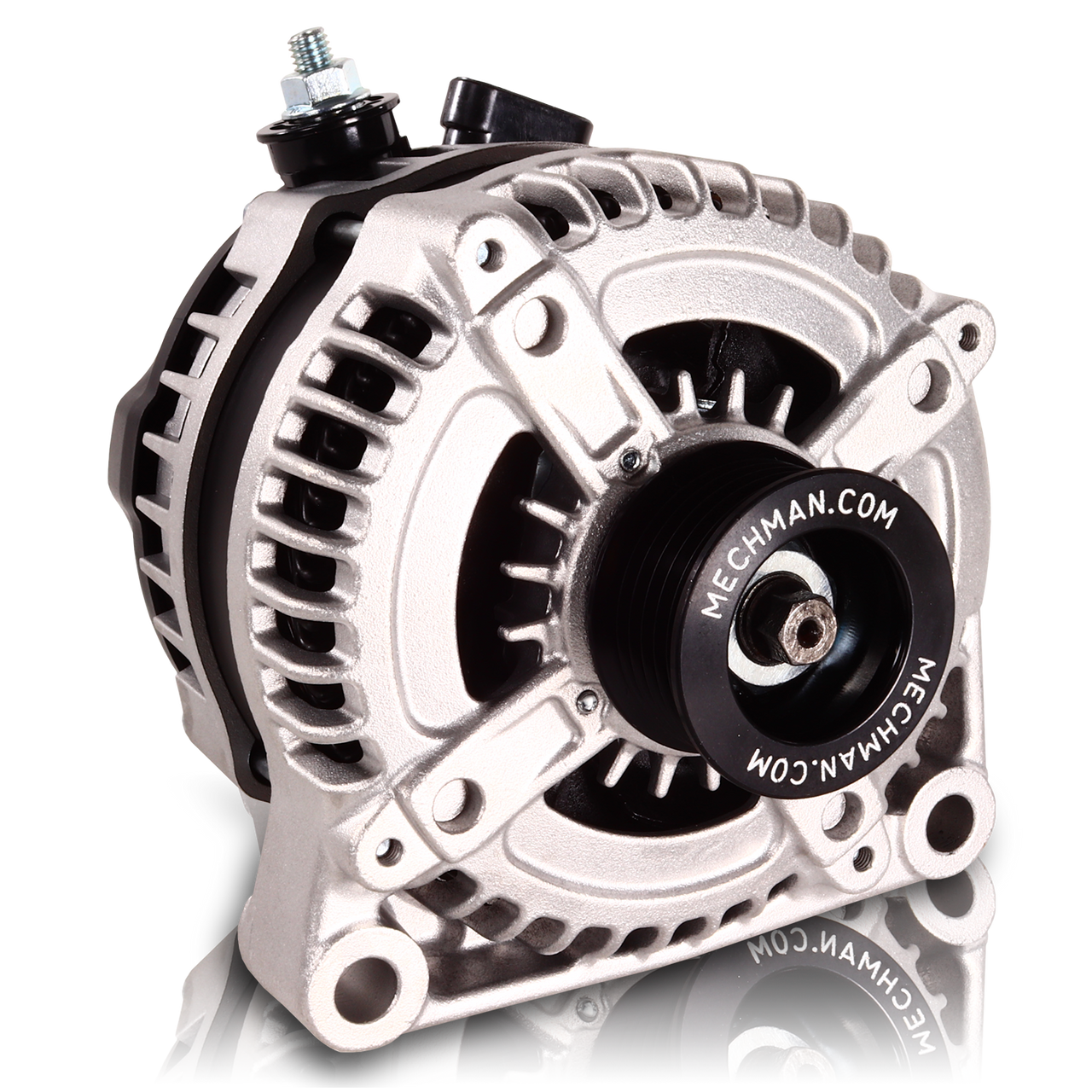 New Alternator 12SI With 6 Groove Pullet 160Amp Custom Universal Applications