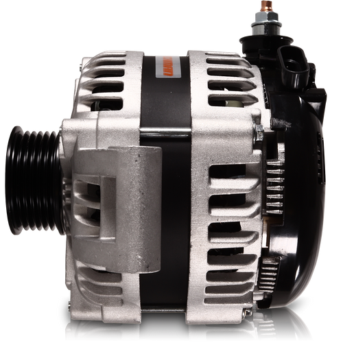 240 amp High Output Alternator select  Ranger, F150, Bronco 3.0, 4.0 and 5.0 engines