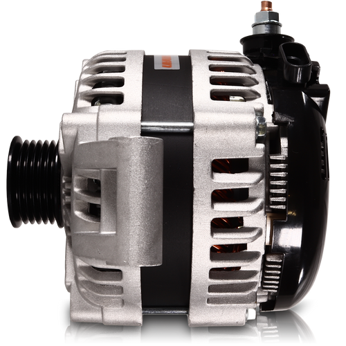 370 amp Elite series T mount alternator for Ford