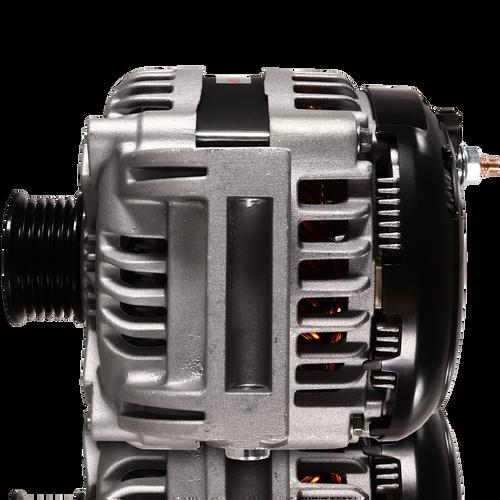 E Series 6 phase 370 amp alt for Late Chrysler LX V8