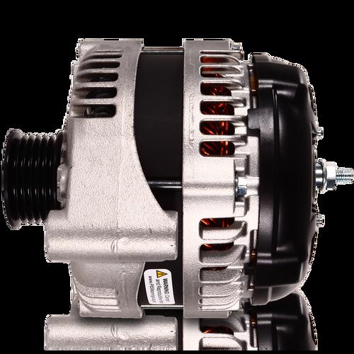S Series 6 phase 240 amp alt for Chrysler 3.6L FWD