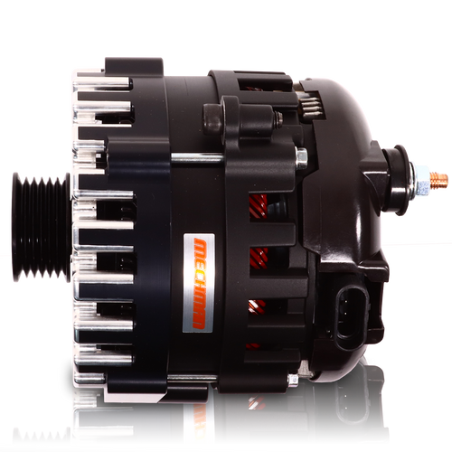 370 amp Elite series alternator for 88-95 GM Truck