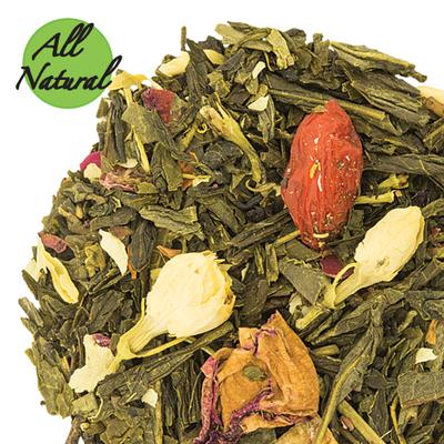 Crimson Guava Green Tea