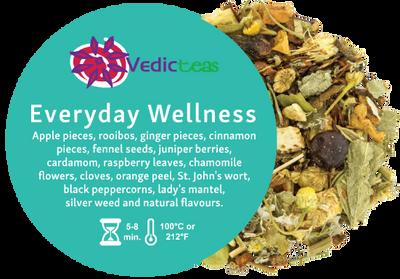 Everyday Wellness, Pyramid Tea Bags