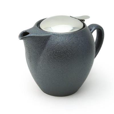 Zero Japan Cystal Silver 580cc Teapot