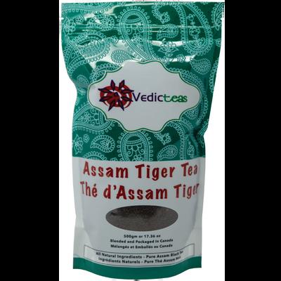 Assam Tiger Tea Front