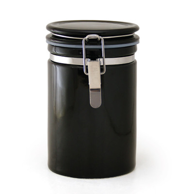 Zero Japan Coffee Canister 200g - CO-200-BK