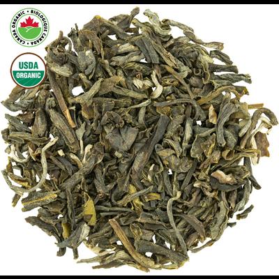 Jasmine Blossoms Green Tea From Vietnam