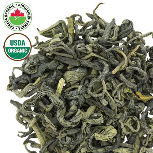 Wild Mountain Green Tea, ORGANIC