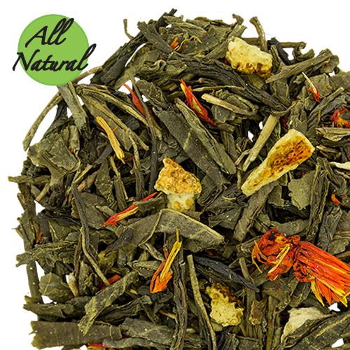 Sencha Orange Green Tea