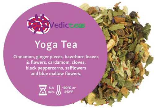 Yoga Tea, Pyramid Tea Bag