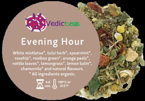Evening Hour Organic, Pyramid Tea Bag